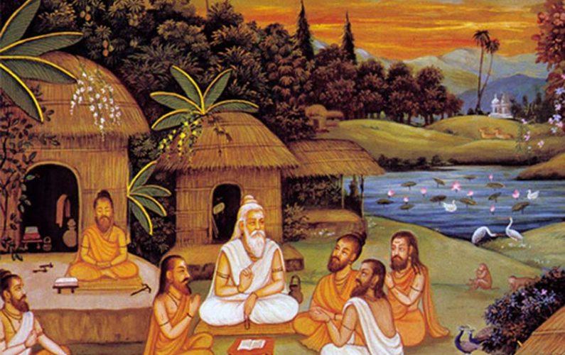 Sabios-hindues-Vedas