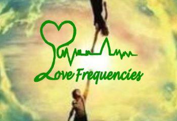 Love frequencies immagine di copertina